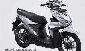 Harga Cash OTR Terbaru Motor Honda Beat Sporty CW di Bandung Cimahi