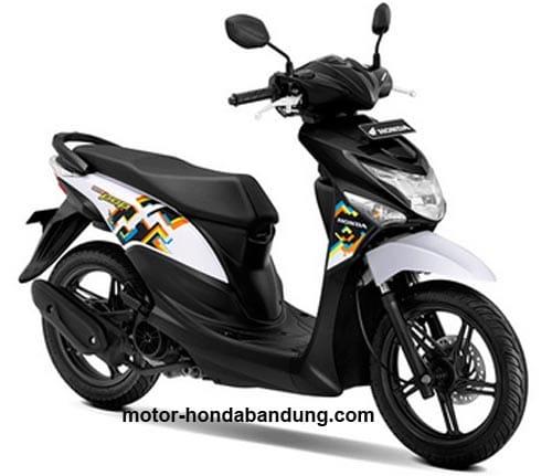 Kredit Dp Ringan dan Cicilan Murah Honda Beat POP Bandung Cimahi