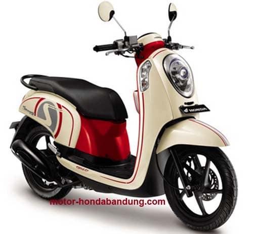 Promo Kredit Dp Murah dan Cicilan Ringan Motor Honda Scoopy