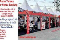 Promo Terbaru Motor Honda di Bandung Cimahi Jawabarat