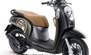 Daftar Harga OTR Cash Terbaru Motor Honda Scoopy di Bandung Cimahi