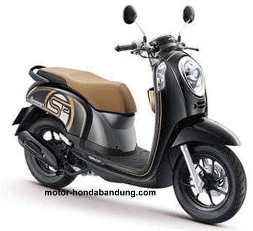 Daftar Harga Honda Scoopy Bandung Cimahi Terbaru 2021