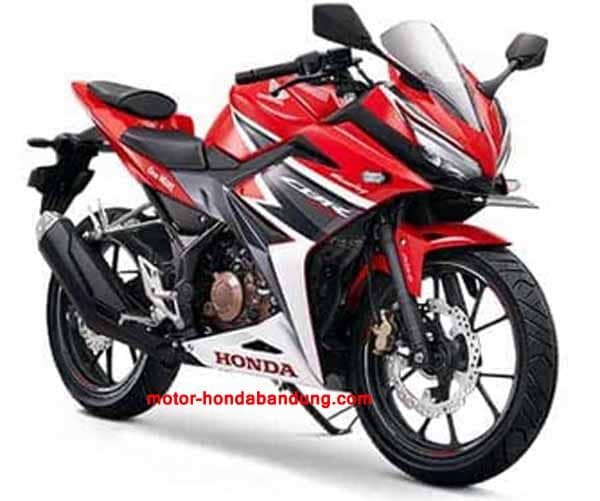Harga OTR Terbaru Motor Honda New CBR150R di Bandung Cimahi