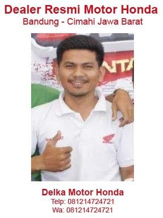Sales Marketing Dealer Motor Honda di Bandung Cimahi