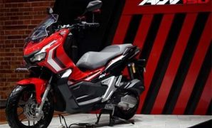 Harga OTR Terbaru Motor Honda ADV di Bandung Cimahi